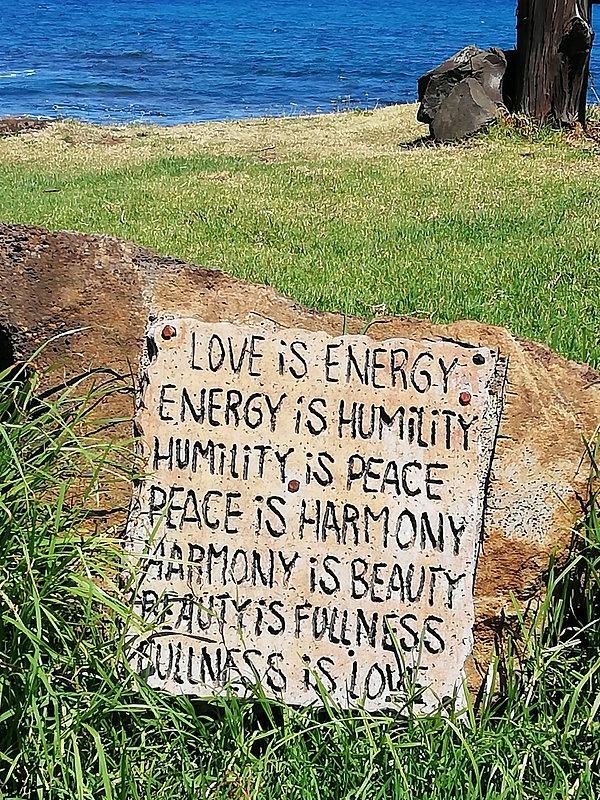 Liebe ist Energie....