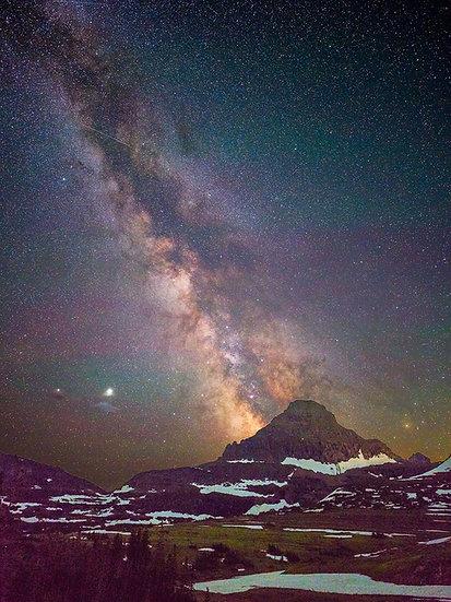 Reynolds Milky Way