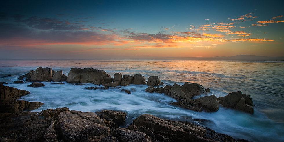 Lovers Point Sunrise