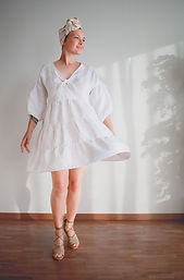 ZOE LINEN DRESS - WHITE 3.jpeg