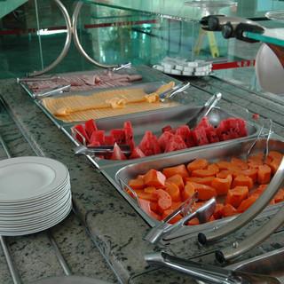 Frutas - Café da Manhã