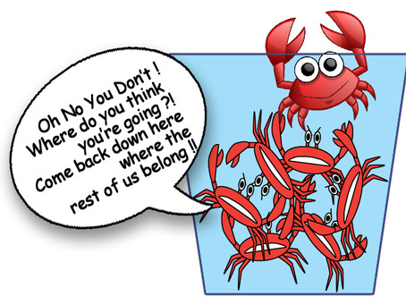 The Crab Mentality