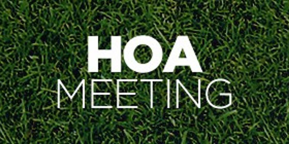 SPCA Board Meeting
