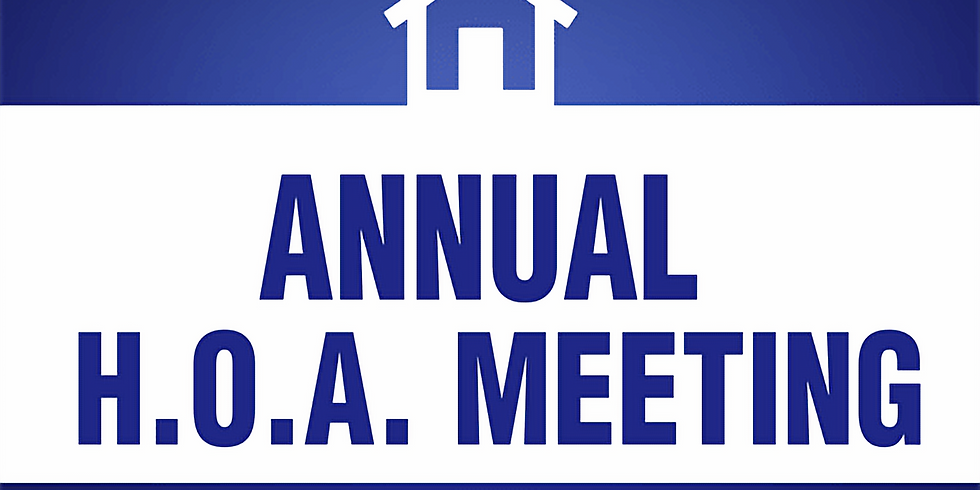SPCA Annual Meeting
