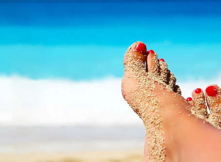 Keep Your Feet in Tiptop Condition this Summer with Our Simple Foot Care Tips