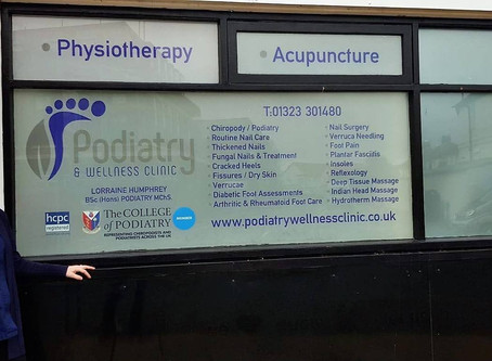 A Great Start to the Year for Polegate Podiatry & Wellness Clinic