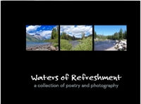 Cover of book--Waters of Refreshment