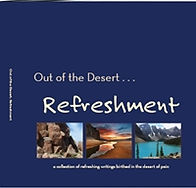 Out of the Desert ... Refreshment book cover