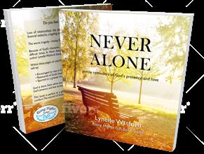 Book cover Never Alone