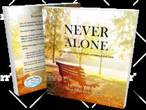 Never Alone book cover