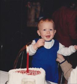 one-year-old birthday
