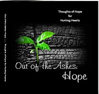 Out of the Ashes: Hope book cover