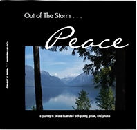 Cover of book--Out of the Storm:  Peace