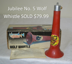 Jubilee No. 5 Wolf Whistle