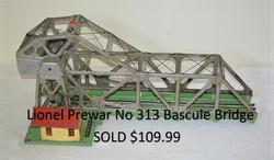 Lionel Bascule Bridge