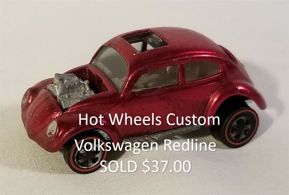 Hot Wheels Redline Volkswagen