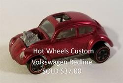 Hot Wheels Redline Volkswagen
