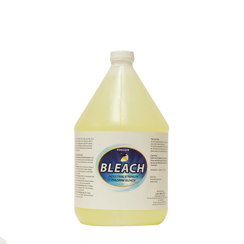 Bleach Gallon