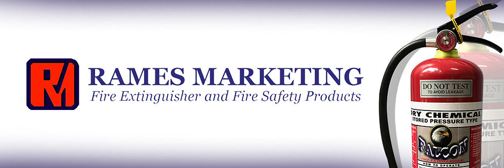Rames Marketing Fire Extinguisher and Fire Safety Equipment