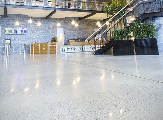 HTC Superfloor in Malmö