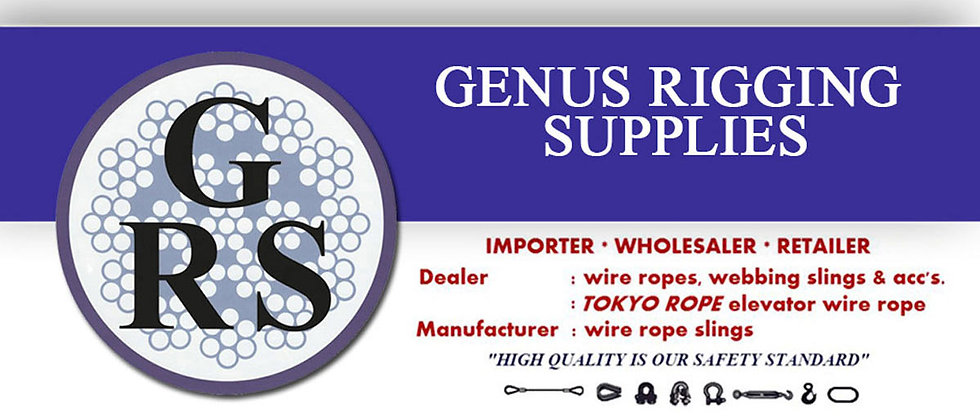 Genus Rigging Supplies