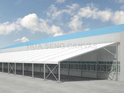 Aluminum Tent