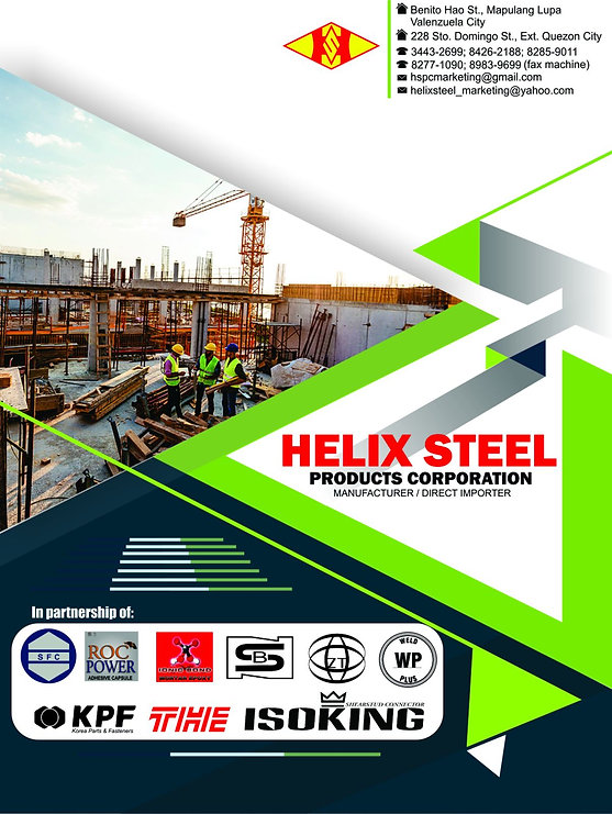 Industrial Fasteners Manufacturer - Helix Steel Products Corp.