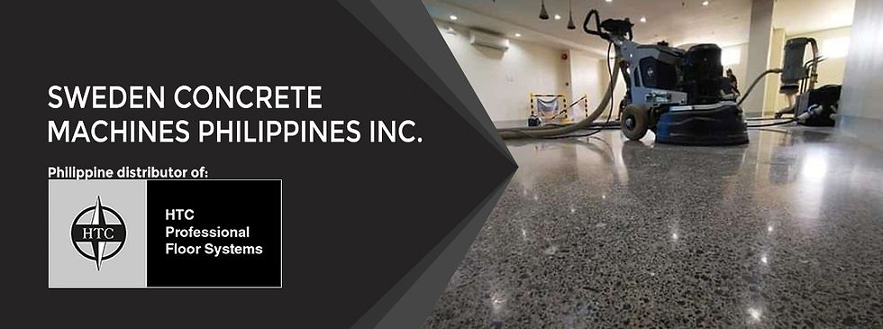 HTC Professional Floor Systems - Sweden Concrete Machines Philippines, Incorporated
