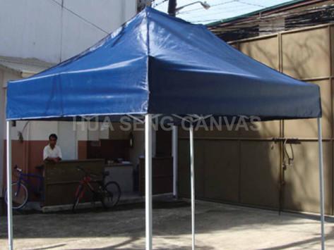 Retractable Tent