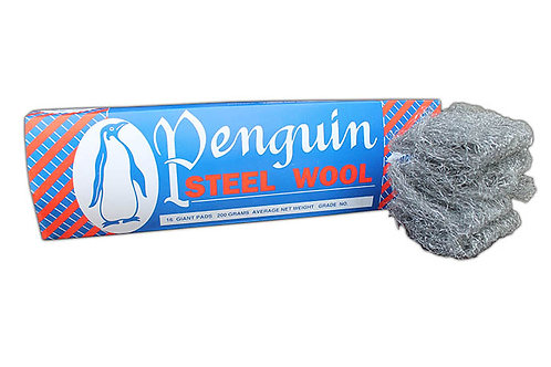 Penguin Steel Wool