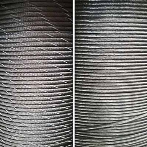 Non Rotating Wire Ropes