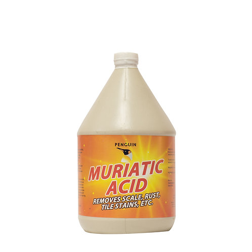 Muriatic Acid Gallon