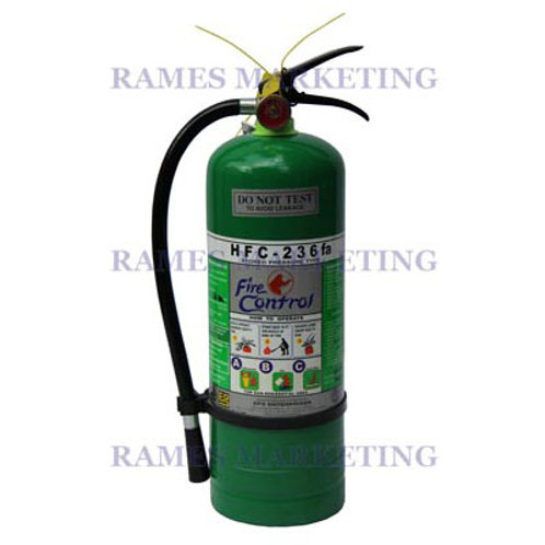 HFC-236fa CHEMICAL FIRE EXTINGUISHER