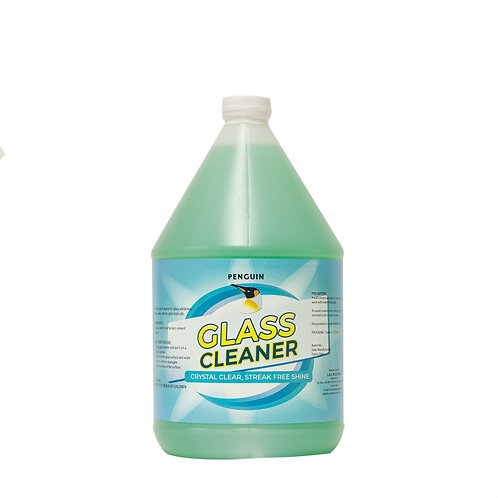 Glass Cleaner Gallon