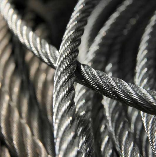 Galvanized Wire Rope in Manila
