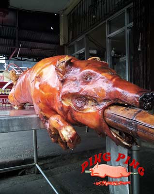 Spacial Native Lechon Baboy in La Loma Quezon City