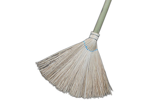 Ceiling Broom Bamboo Handle