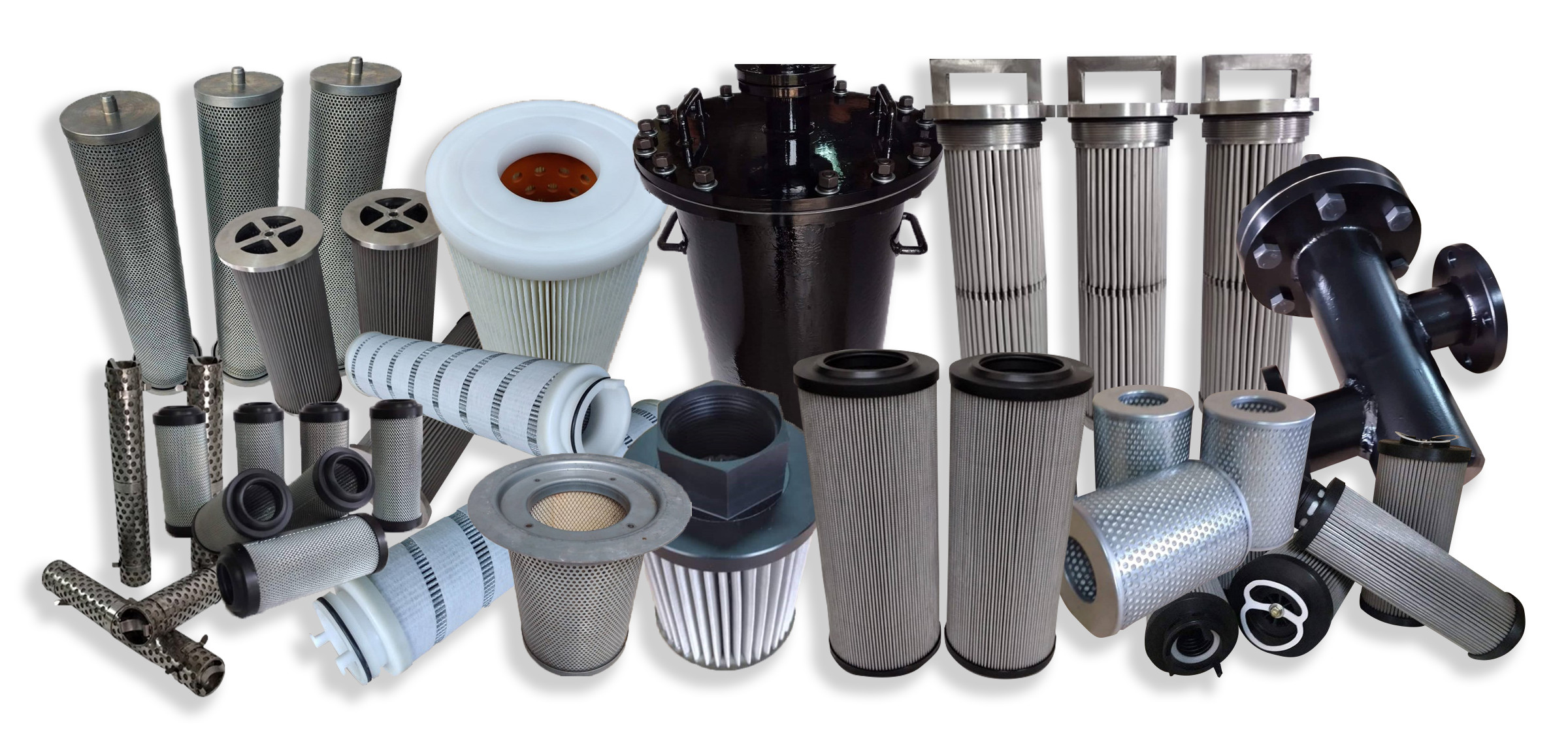 Types of Oil/Hydraulic Filter Element