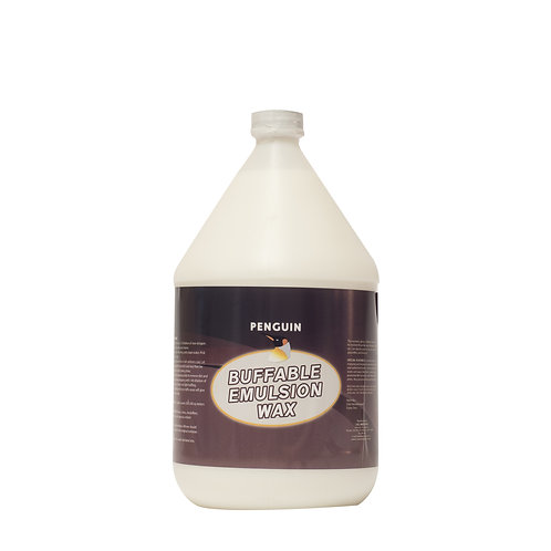 Buffable Emulsion Wax Gallon