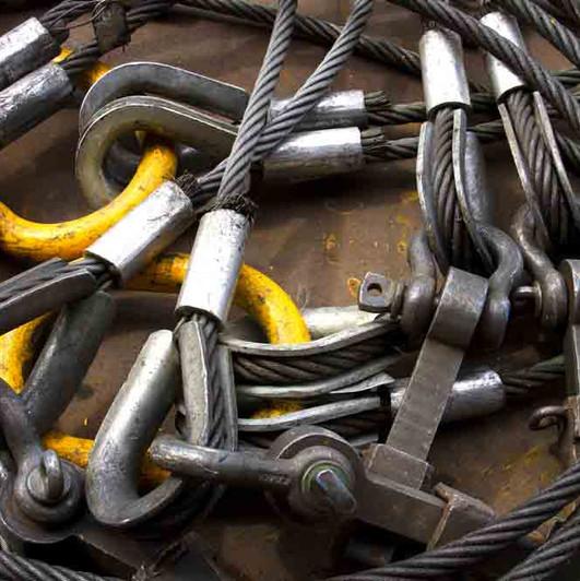 Steel Wire Rope Sling in Manila