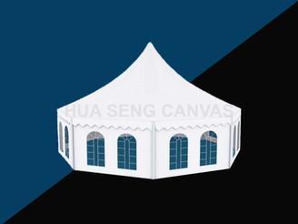 PVC Event Tents