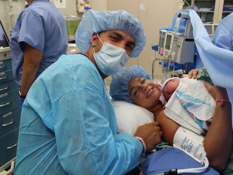 Blakely's Birth Story