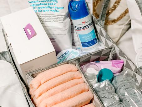 Postpartum Supplies