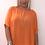 Thumbnail: Everly sequin blouse orange