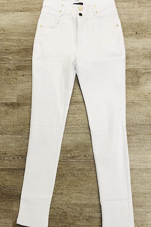 Miracle jeans in white