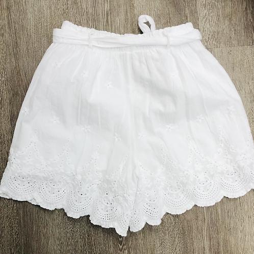 Emily shorts white