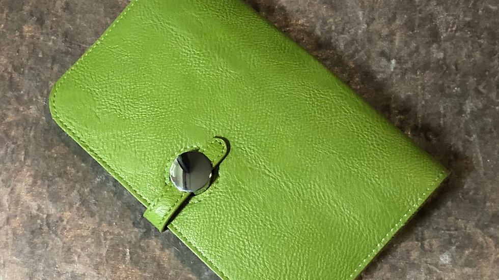 Wallet leaf green