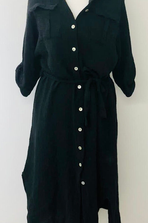 Esme dress black