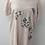Thumbnail: Pale pink linen dress