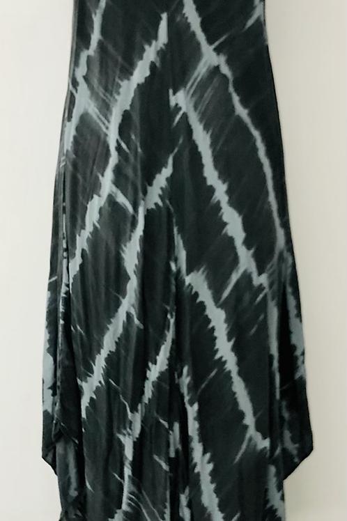 Bohemian dress Grey